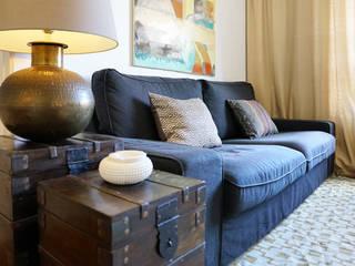 Apartamento Familiar na Ajuda:   por Mint Interior Design