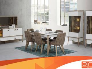 Area Furniture – Atlantis Yemek Odası Takımı:  tarz
