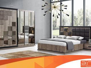 Area Furniture – Defne Yatak Odası Takımı:  tarz