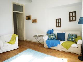 Embaixador - Apartamento T3 :   por Mint Interior Design