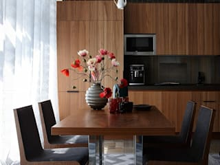 Modern Oturma Odası Вира-АртСтрой Modern