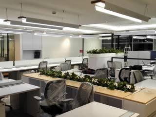 Office buildings by IngeniARQ, Modern