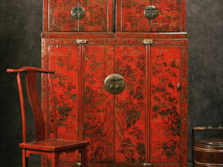 LUMI ห้องนั่งเล่นของตกแต่งและอุปกรณ์จิปาถะ ไม้ Amber/Gold