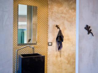 DORIArchitetti Salle de bain méditerranéenne