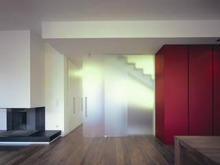 Modern Living Room by mhp | Architekten Innenarchitekten Modern