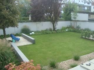 Neugestaltung des Wohngartens 2013:   von L 02 – Landschaftsarchitektur