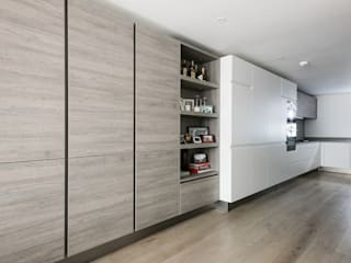 Ifield Road, Kensington Dapur Modern Oleh Grand Design London Ltd Modern