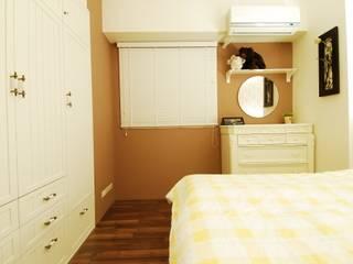 南歐鄉村 根據 浩司室內裝修設計有限公司 HOUSE INTERIOR DESIGN 鄉村風