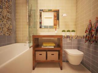ARTWAY центр профессиональных дизайнеров и строителей의  욕실