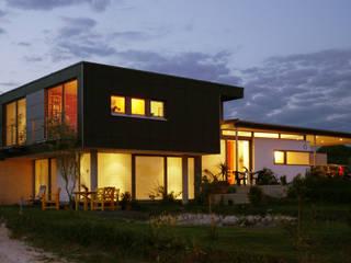 Wohnhaus am Yachthafen:  Häuser von maurer-ARCHITEKTUR
