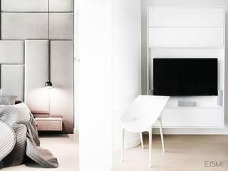 Ejsmont - pracowania architektoniczna Living room