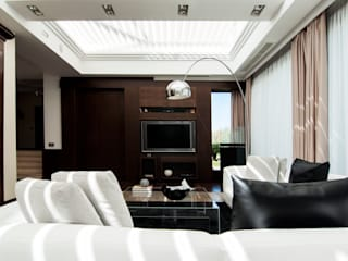 Modern living room by DORIArchitetti Modern