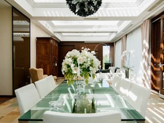 Modern Dining Room by DORIArchitetti Modern