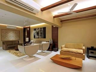 ATLAS APARTMENT Modern living room by Midas Dezign Modern