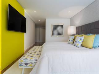 Casa Freixo Quarto. Interdesign: Quartos  por Interdesign Interiores,Moderno
