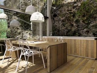 Estudios y despachos de estilo moderno de Ejsmont - pracowania architektoniczna Moderno