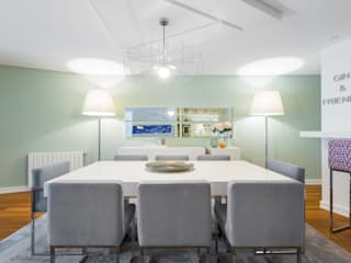 Dining room by Interdesign Interiores