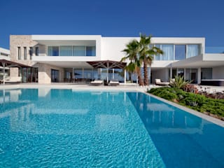 0812: mediterrane Häuser von jle architekten