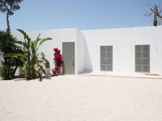 1303: mediterrane Häuser von jle architekten
