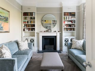 Living room by Grand Design London Ltd, Classic