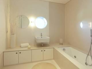 Casa de banho principal:   por Padimat Design+Technic