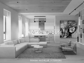 Rumah by ÖZHAN HAZIRLAR İÇ MİMARLIK