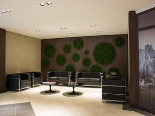 Salas de conferencias de estilo  por Carla Almeida Arquitetura, Clásico
