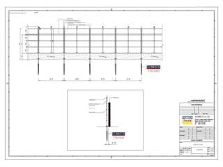 งานฐานรากรั้วโครงการ NEO OFFICE โดย บริษัทเข็มเหล็ก จำกัด