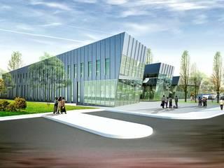 Acımert Mimarlık Danışmanlık Ltd. Şti. – Çaycuma Bilim Merkezi Yarışması Önerisi, Zonguldak:  tarz Etkinlik merkezleri