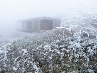 Rumah Modern Oleh Backraum Architektur Modern