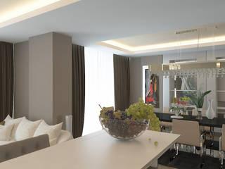Modern dining room by Erden Ekin Design Modern