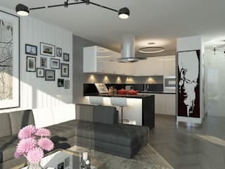Erden Ekin Design Modern Kitchen