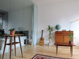 VOYEUR Salas de estar minimalistas por OTTOTTO Minimalista