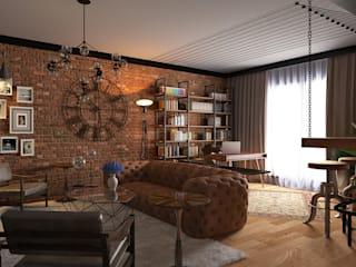 Erden Ekin Design Living room