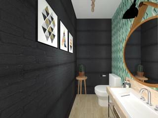 : Banheiros  por Talita Kvian
