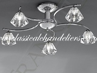 Modern Ceiling Light Classical Chandeliers SalasIluminación