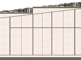 Progetto.: Camera da letto in stile in stile Minimalista di T.A. arredo_arredamento su misura