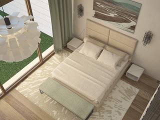 Dormitorios de estilo moderno de MD WORK SRL Moderno