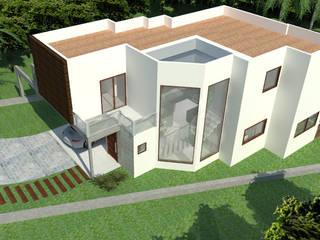 Santana do Parnaíba: Casas  por DR Projetos