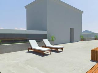 Prédio Residencial : Terraços  por DR Projetos