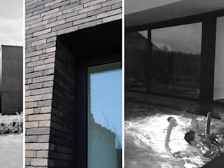 Project DG: moderne Huizen door ARD Architecten