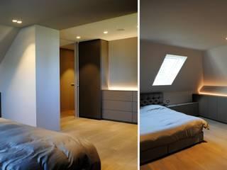 Project JI: moderne Slaapkamer door ARD Architecten