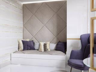 Гостевая комната Спальня в стиле модерн от Katerina Butenko Модерн