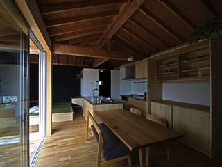 tpes 岡本和樹建築設計事務所 モダンな キッチン