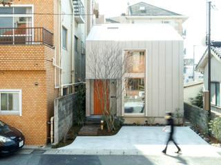 下荒田の家: トラス・アーキテクト株式会社が手掛けた家です。,北欧