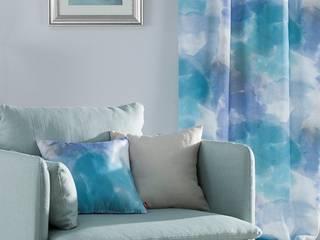 Vorhänge - alle Farben und Muster von Dekoria GmbH Mediterran