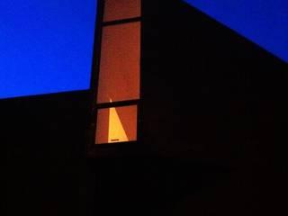 CASA X Casas de estilo minimalista de Francisco Parada Arquitectos Minimalista