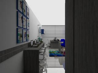 Agência de Comunicação por Jaqueline Sousa Arquitetura & Design Moderno