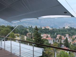 Balcones y terrazas mediterráneos de Artesun Gbr Mediterráneo