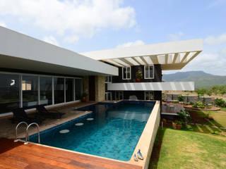 11 K-Waks: modern Houses by Studio K-7 Designs Pvt. Ltd